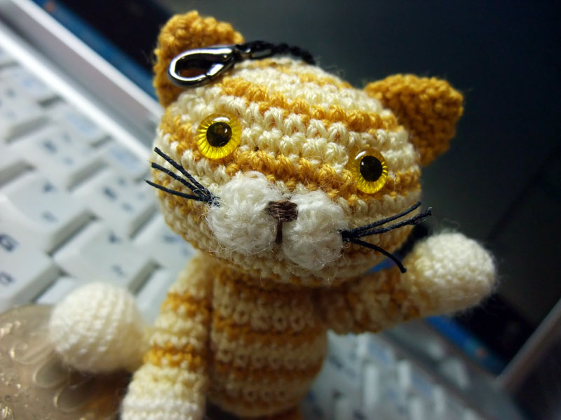 Picture of Cat Key Chain