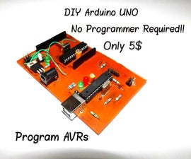 Gduino-No Programmer Required!! For 5$,Programs Multiple AVRs