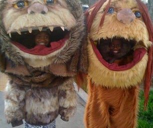 Where the Wild Things Are KW and Carol