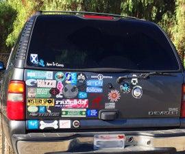 The Bumper Sticker Game