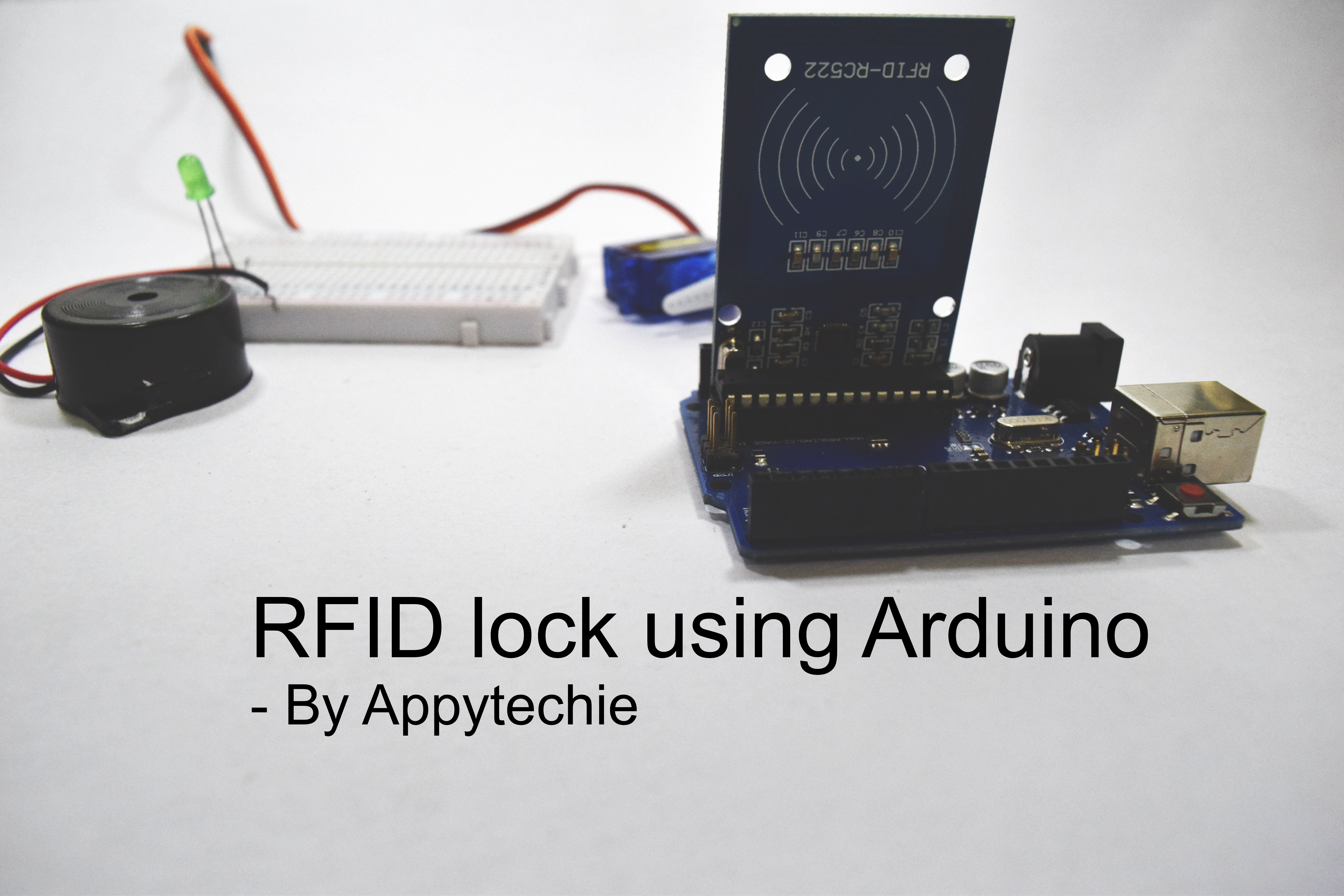 Picture of How to Interface RFID to Arduino