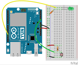 IoT Workshop: Lab 3 - Controlling Output with Input