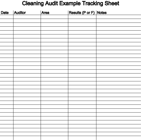 Picture of Develop a Tracking and Measurement Tool for Your Audit (Daily, Weekly, Monthly, Etc.)