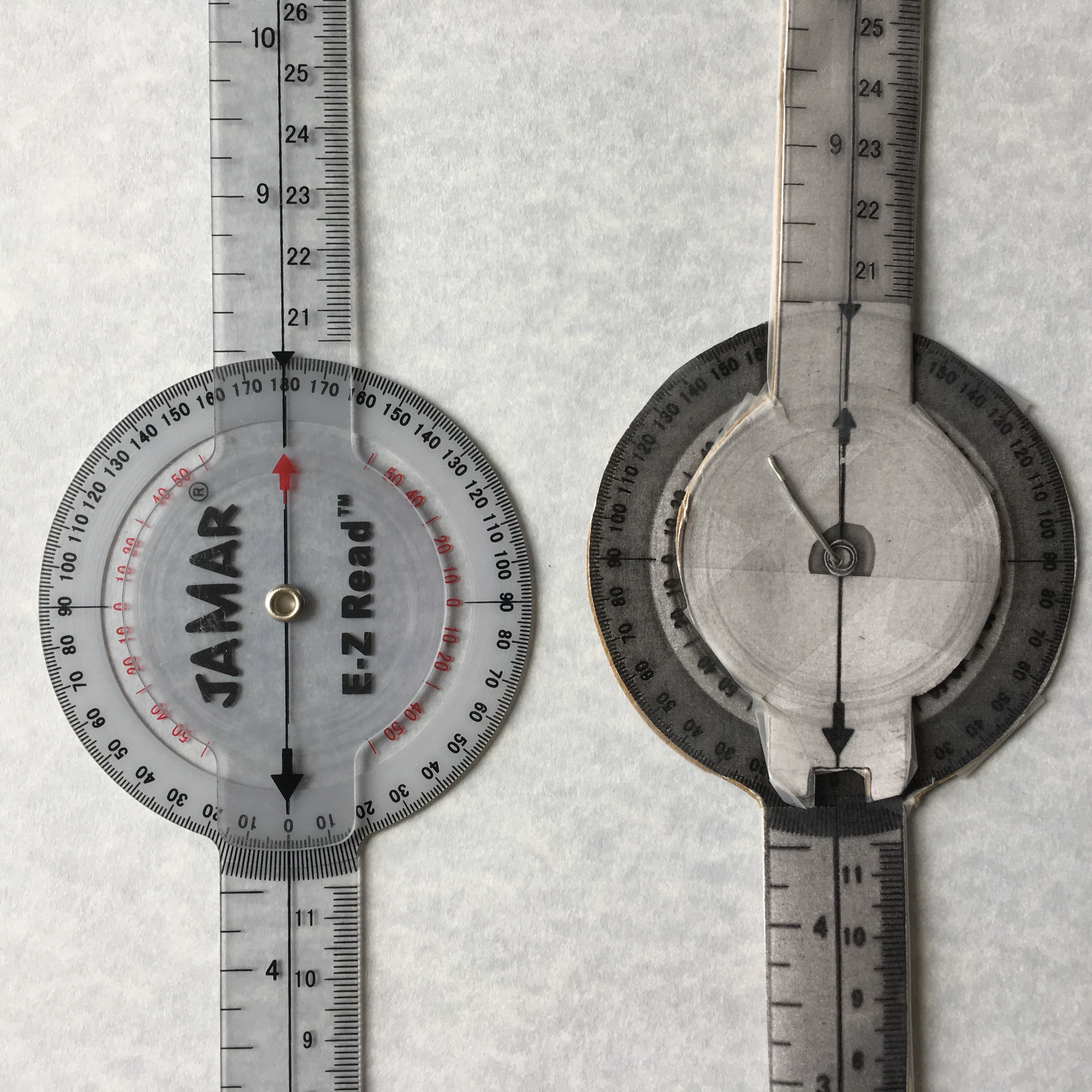 Picture of Learn to Read Your Goniometer.