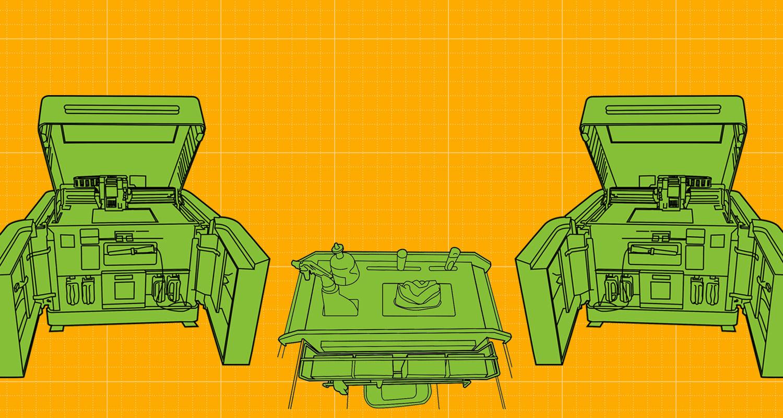 Objet 3D Printer Class