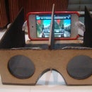 3D Viewer and Virtual Reality Headset like Oculus Rift and Google Cardboard, for Ipod Touch and similar size Smart phones.