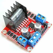 Picture of Controlling DC Motors With the L298N Using CloudX Microcontroller