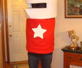 Homestar Runner Costume!!
