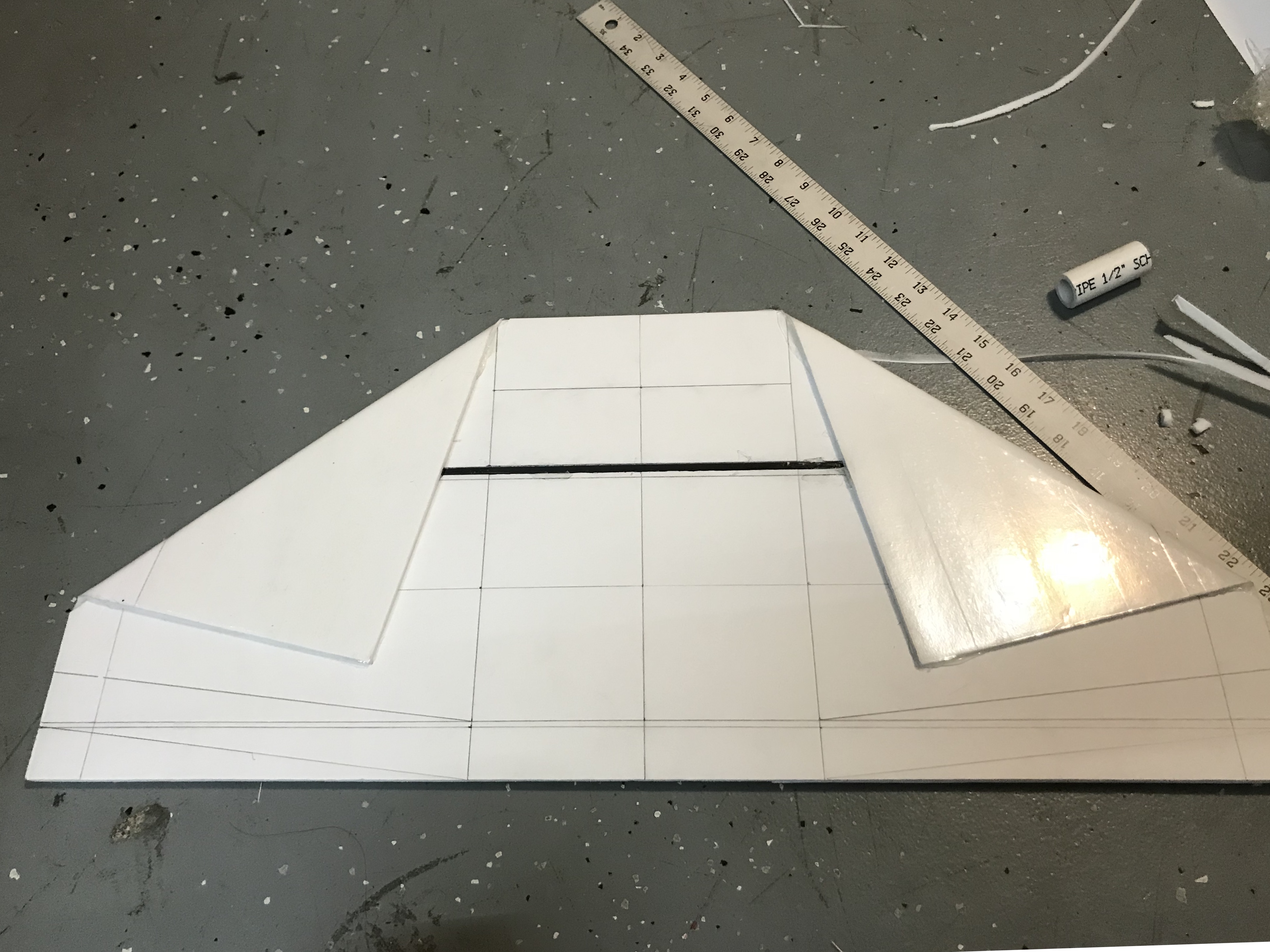 Picture of  Important Step. KF Airfoil