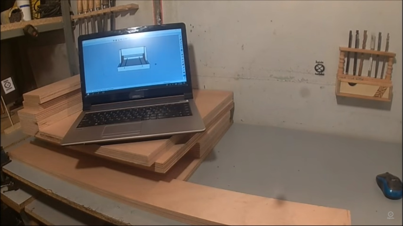 Picture of The Make of the Frame