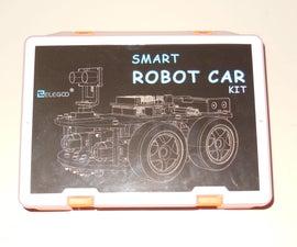 Elegoo Arduino Smart Robot Car Kit