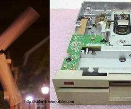 How To Build Floppy Drive Wind Generators