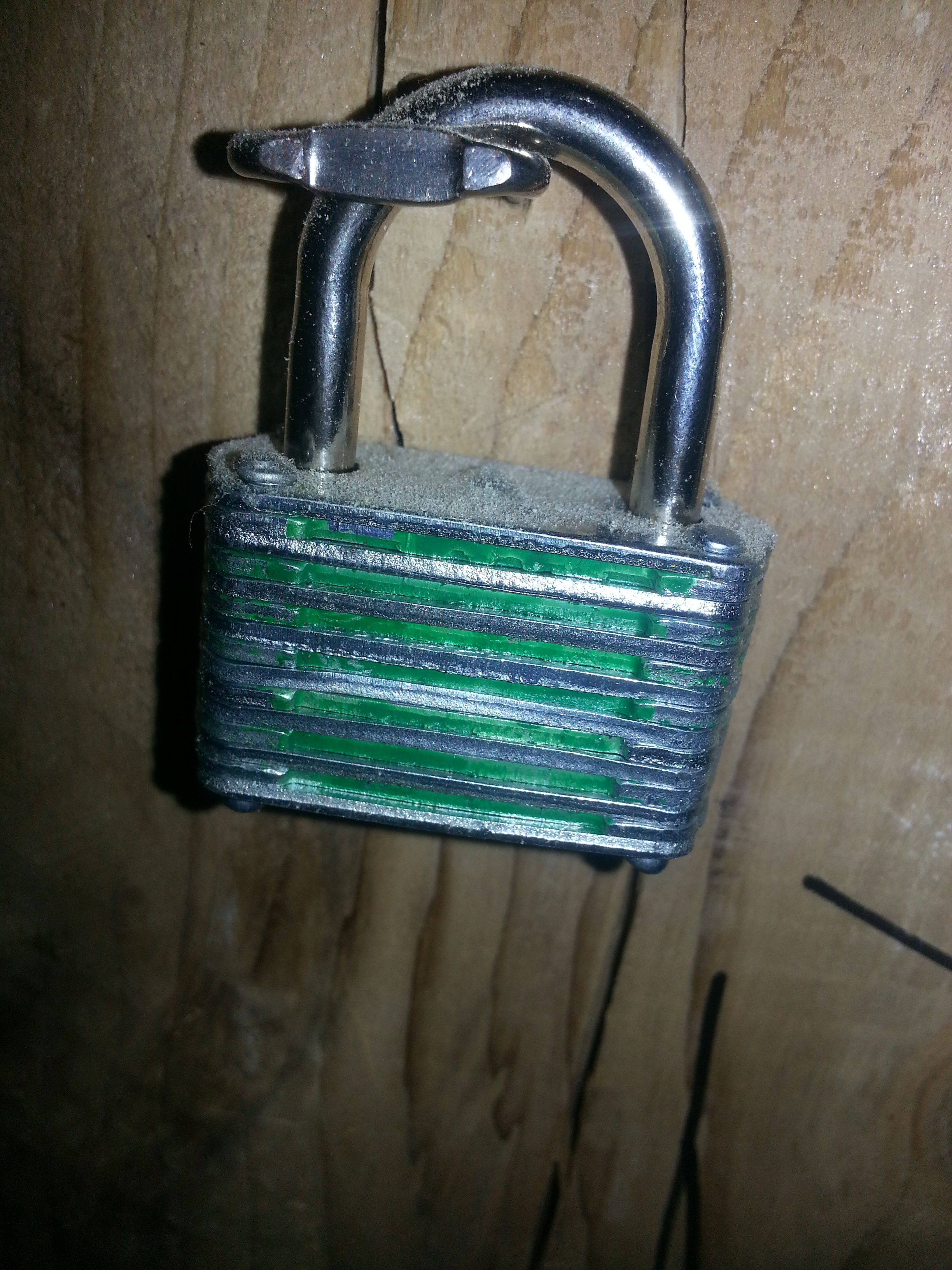Picture of Install Locks