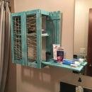 Small Bathroom Easy Access Storage