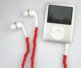Tangle-free Knotted Earbuds