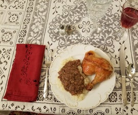 Popeye's Red Beans and Rice...Hacked!