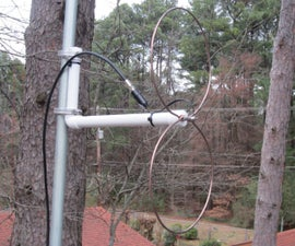 Build the Pennyloop UHF Antenna