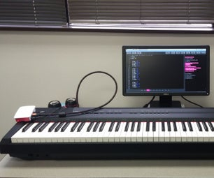 Piano Pi - Play a Duet With Your Pi!