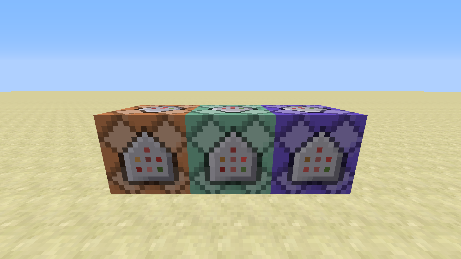 Picture of Command Blocks