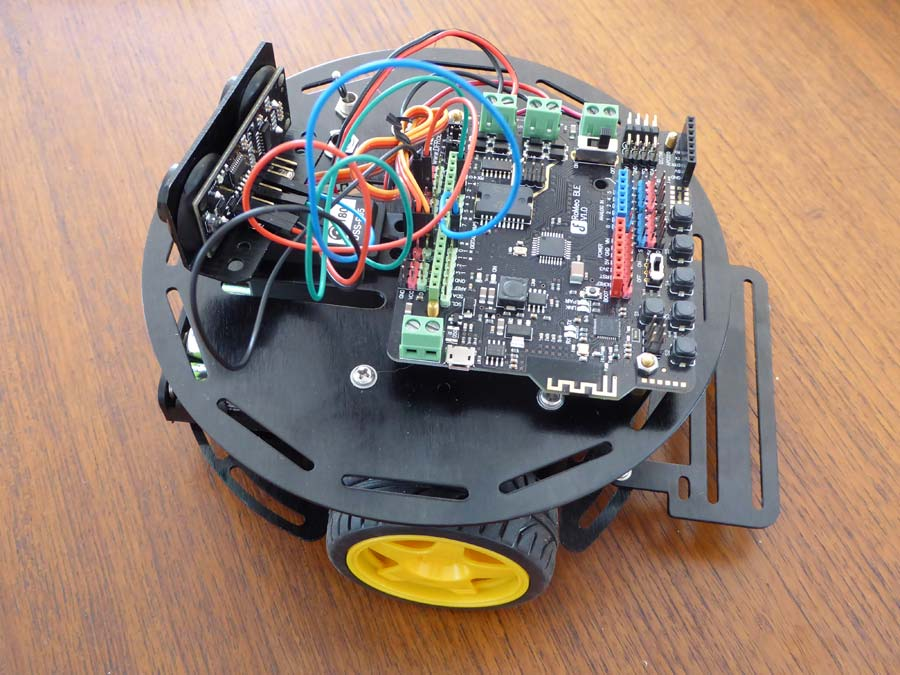Picture of Turtle 2WD Robot