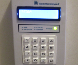 Home Guarduino - IoT Connected Security System