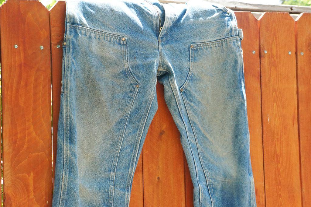 Picture of Lavar Los Jeans En El Congelador