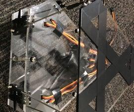 6DOF Stewart Platform