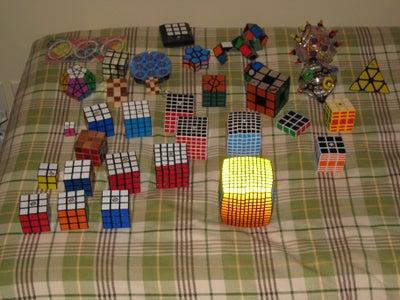 My Rubik's Puzzles