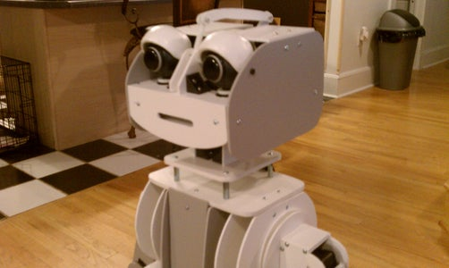 POLYRO (oPen SOurce FriendLY RObot)