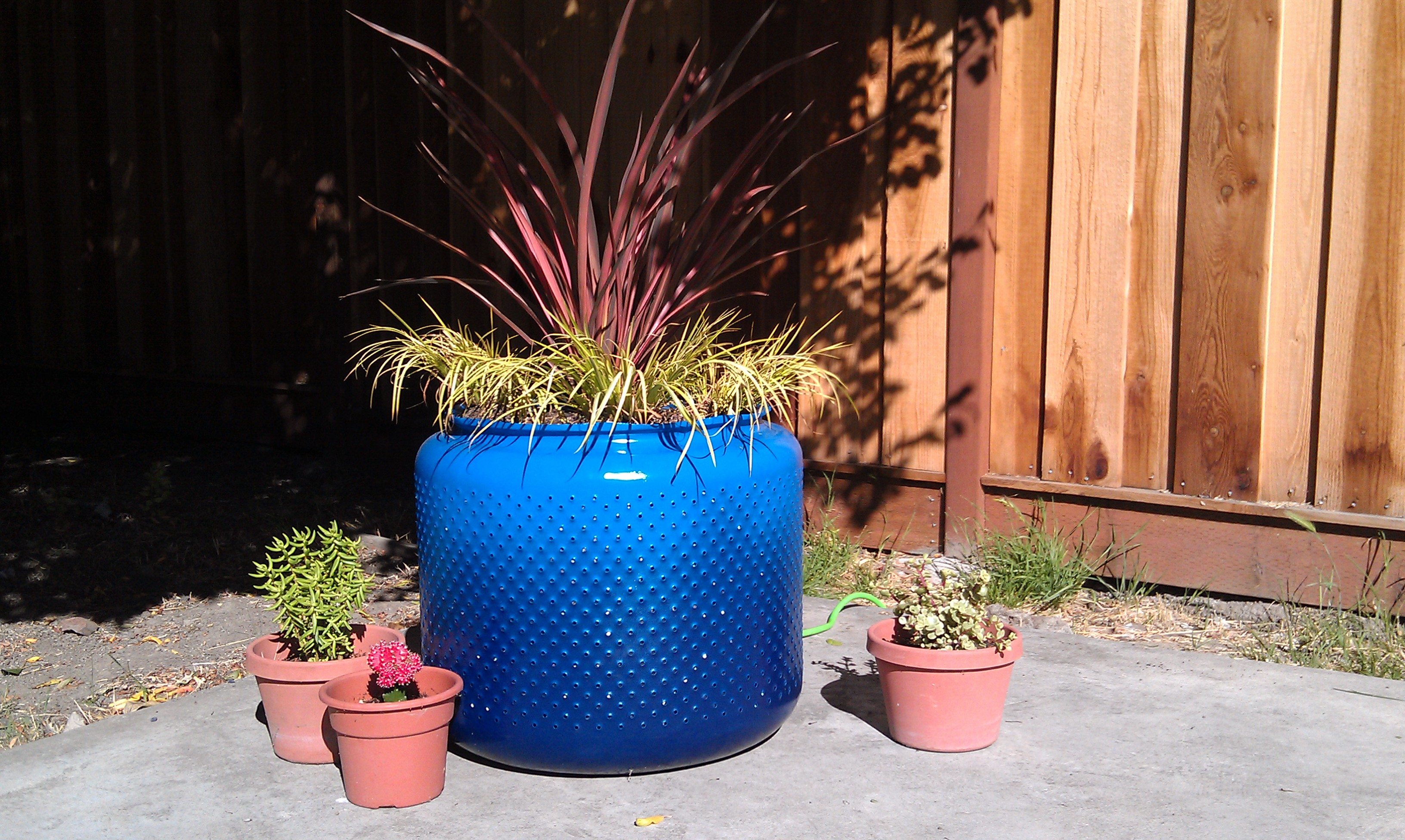 Picture of Custom Potted Plant From TechShop