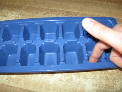 Oil Your Cube Trays