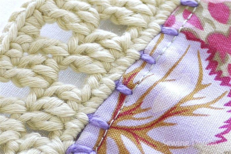 Picture of Crochet Edge