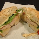 How I made a delicious power sandwich - I made it at Techshop Detroit!