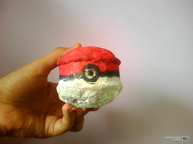 Picture of The Pokemon Ball