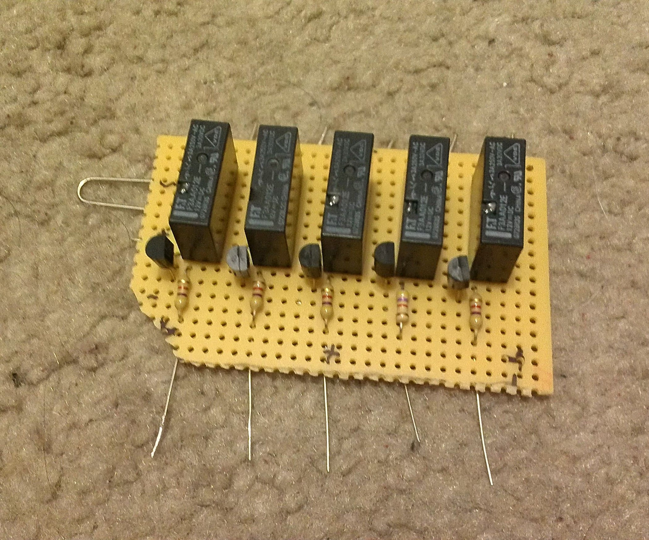 Simple Diy Christmas Light Controller 12 Steps Controlled Lights Circuit Electronic Projects