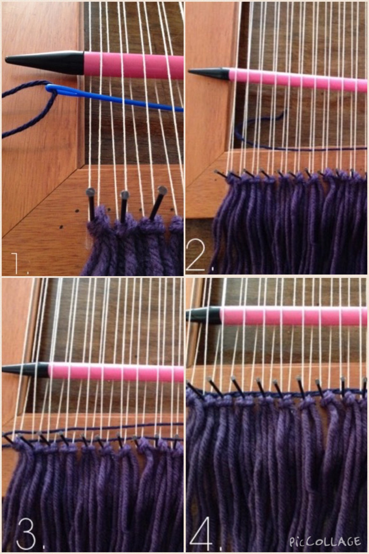 Picture of To Begin Weaving