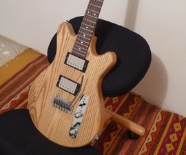 Electric Guitar: Body and Neck