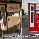 Restoring a 1960's Coke Machine!