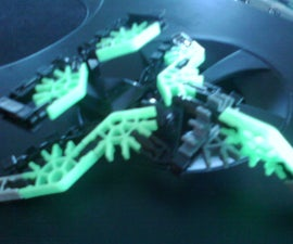 K'NEX man/jet transformer