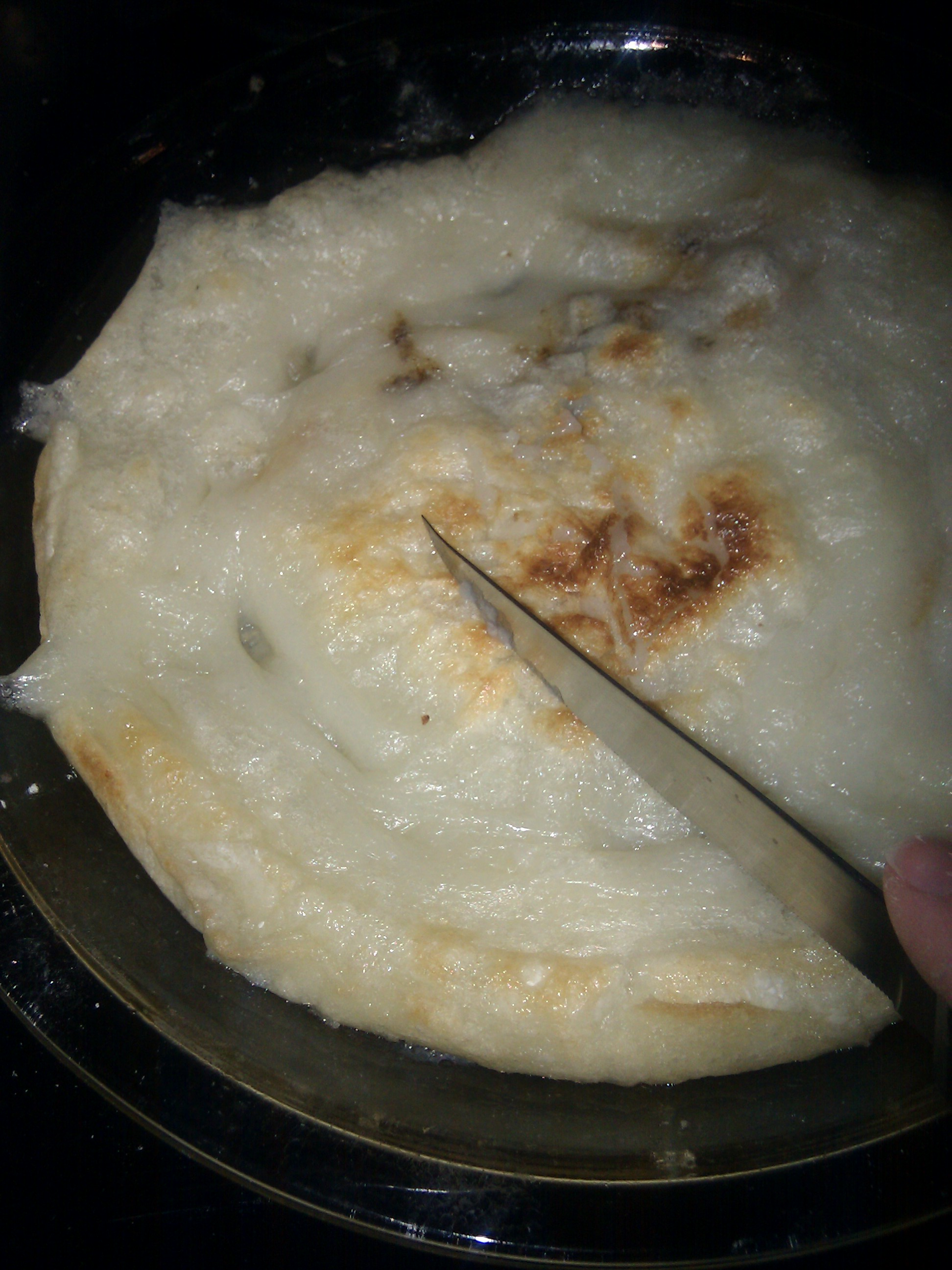 Picture of Prepare and Cook the Mochi Crust