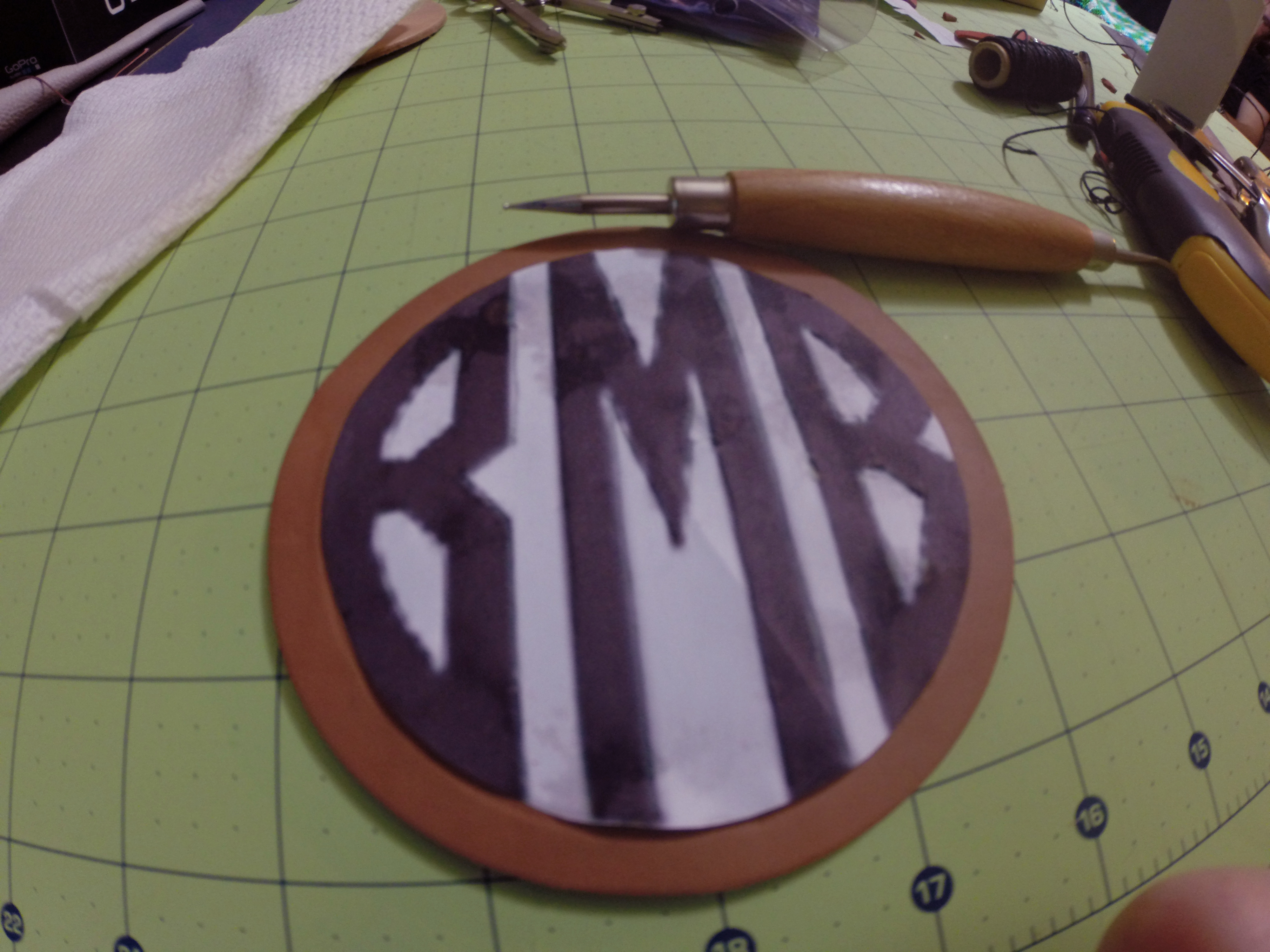 Picture of Modeling the Monogram