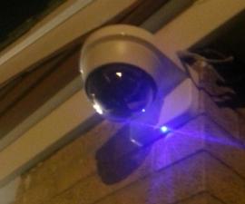 DIY PTZ Dome Camera