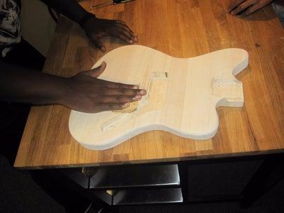 Guitar Shaping