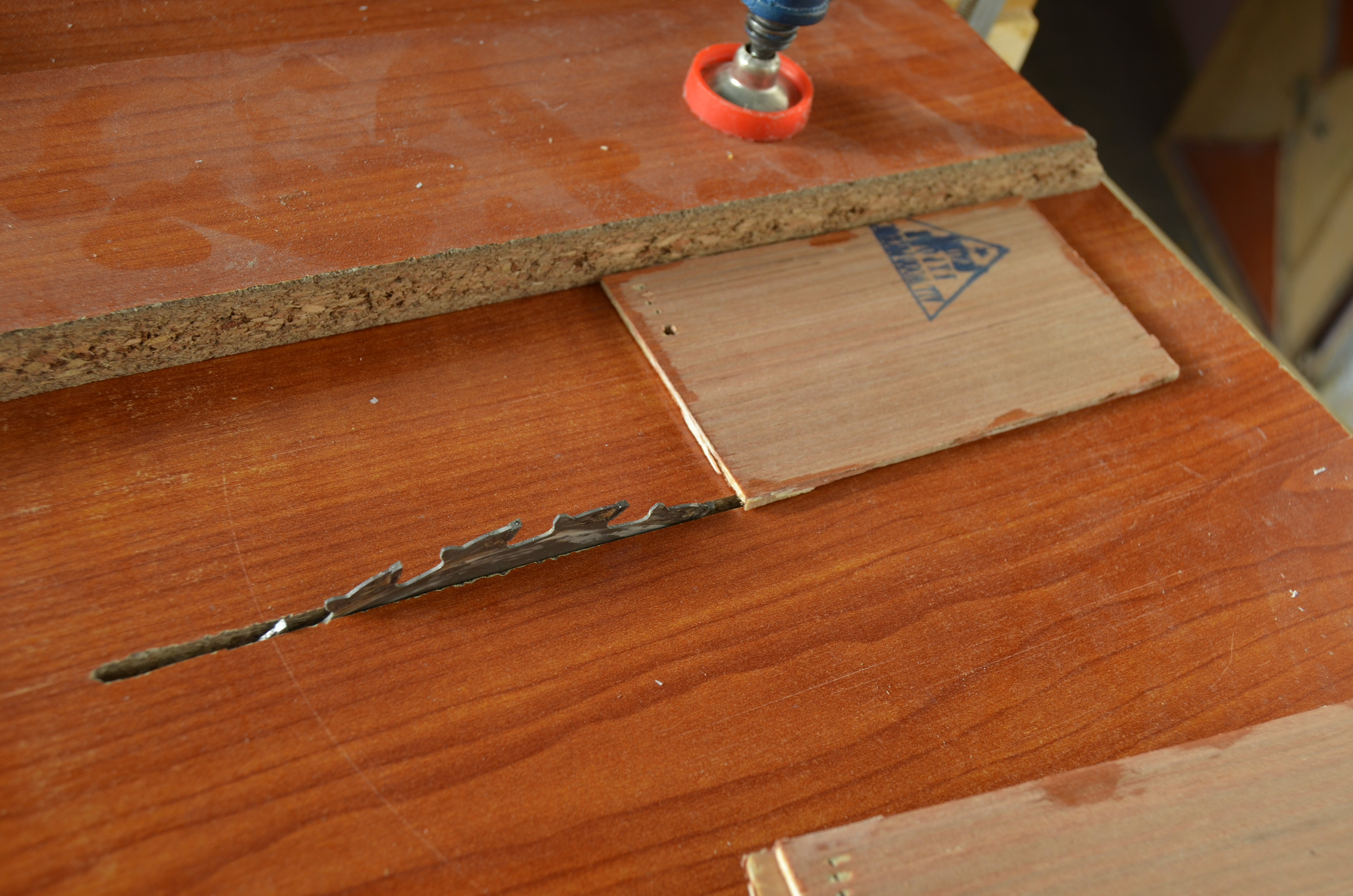 Picture of Making the Main Body