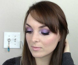 Icy Plum Makeup Tutorial
