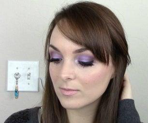Icy Plum Makeup Tutorial