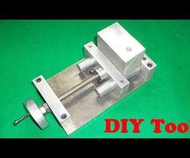 Homemade Vise DIY Vice Clamp by Aluminium Alloy Vises very cheap