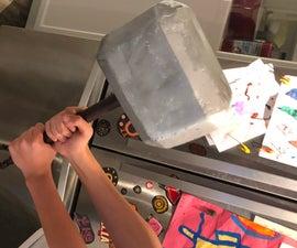 Mjolnir Foam Hammer