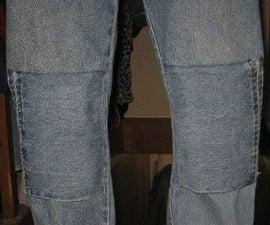 Knee Pad Pants