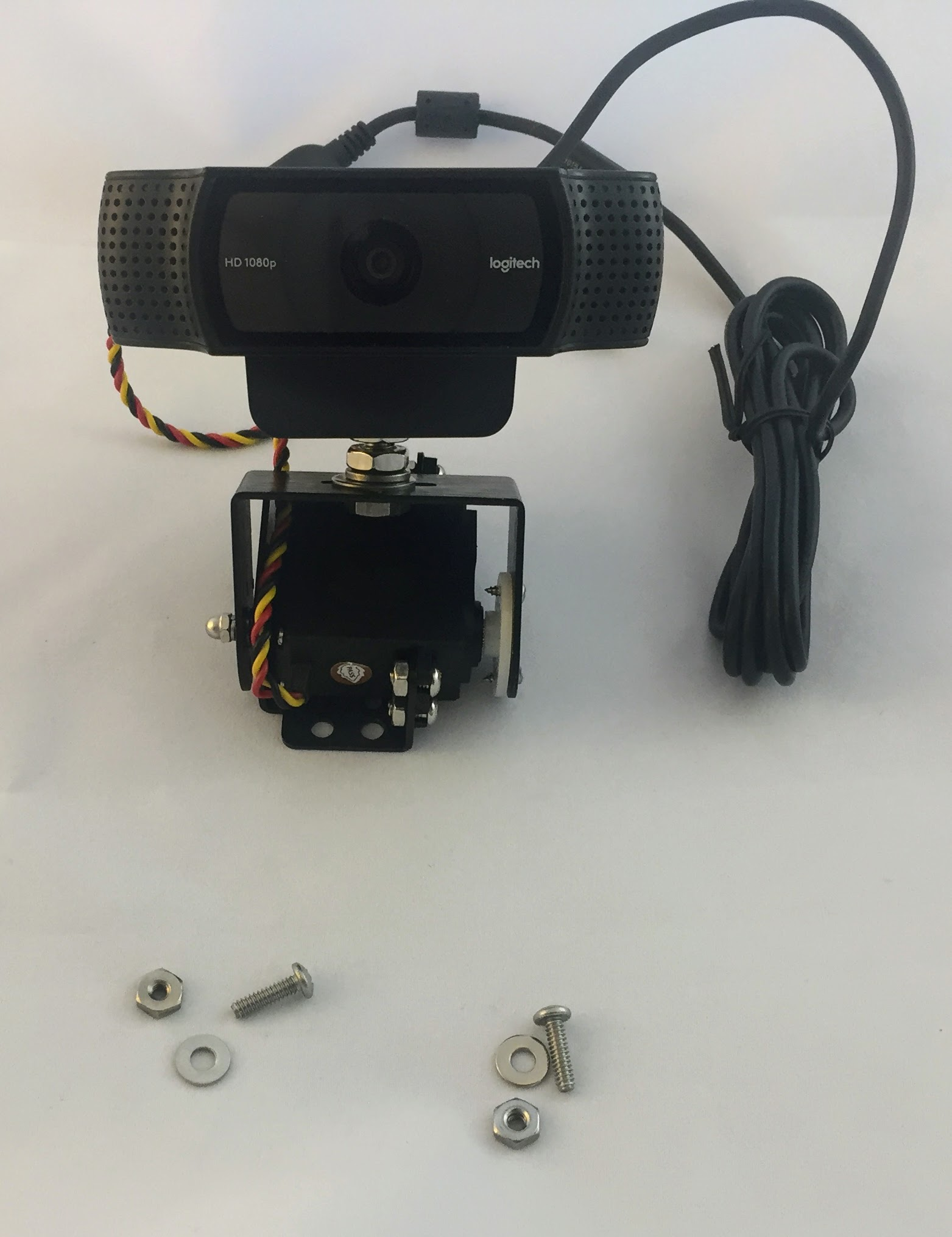 Picture of Servo and Camera